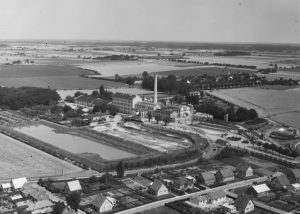 Højbygård Sukkerfabrik 1958